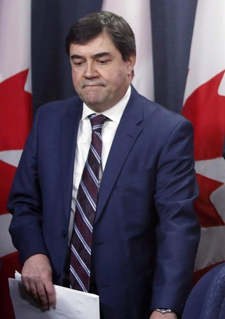 Le conseiller à la sécurité de Trudeau, Daniel Jean, prend sa retraite