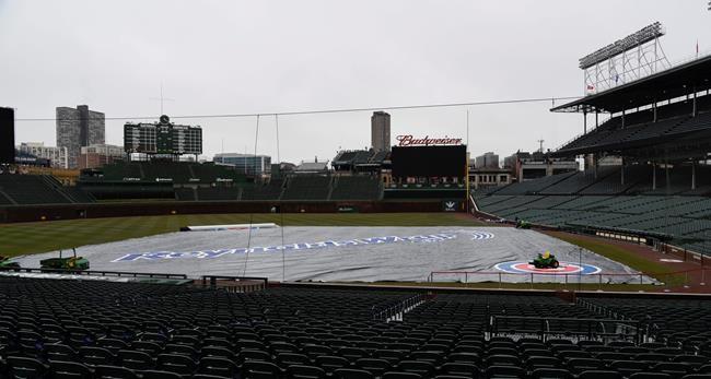Le match Cardinals-Cubs est annulé mercredi