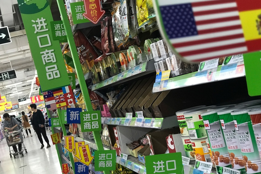 Guerre commerciale: la Chine réplique à Trump
