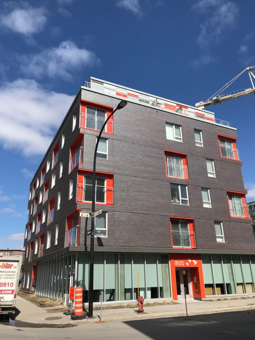 Des habitations communautaires inaugurées à Griffintown