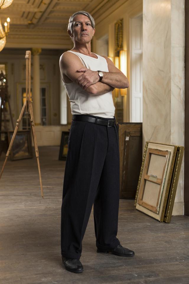 Antonio Banderas incarne Picasso dans une série américaine
