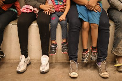 L'ultime inhumanité: séparer les enfants migrants de leurs parents