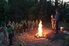 Évincés, les scouts du 155e devront patienter un an de plus