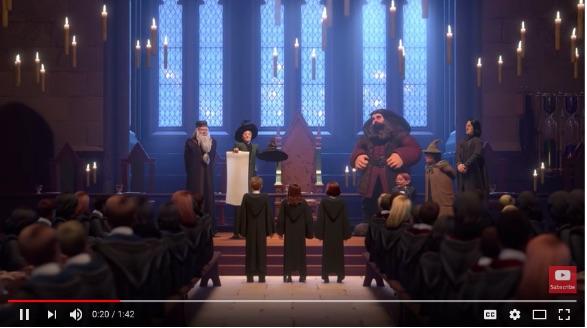 Maggie Smith et Michael Gambon reprennent leurs rôles pour le jeu mobile «Harry Potter»
