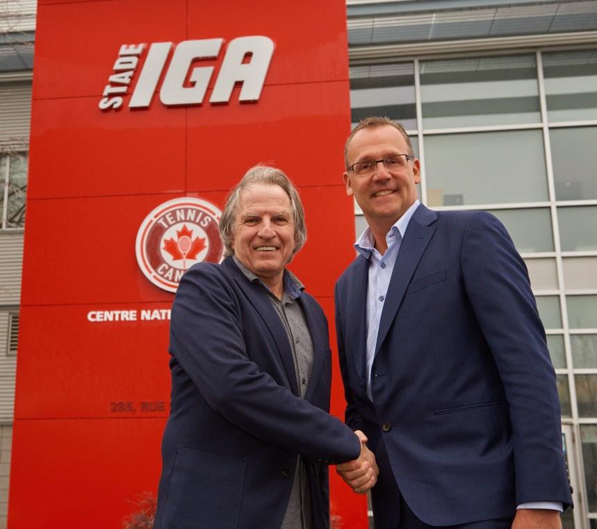 Le Stade Uniprix devient le Stade IGA