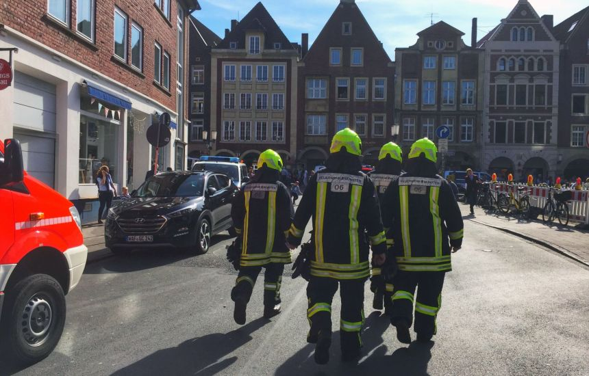 Allemagne: un homme fonce dans la foule avec son véhicule, au moins 3 morts