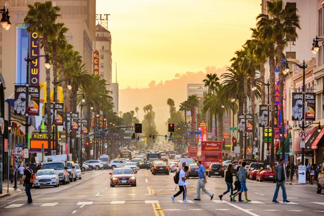 La Californie championne de la pollution de l'air aux États-Unis