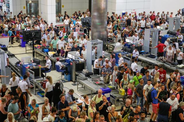 USA: les voyageurs prenant l'avion devront sortir leur nourriture de leurs sacs