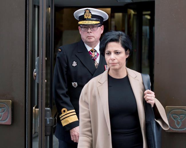 Un militaire haut gradé en cour pour fuite d'informations