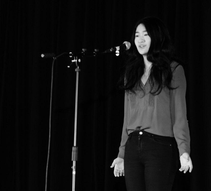 Les voix de la poésie: une finaliste de Ville-Émard