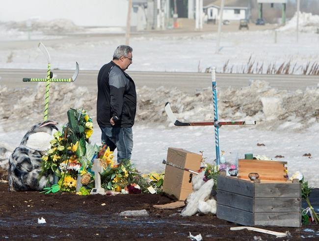Les 16 victimes de la tragédie de Humboldt