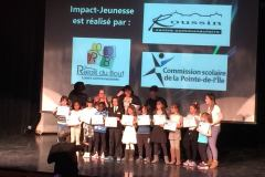 Impact-Jeunesse: des enfants montrent leur savoir-faire