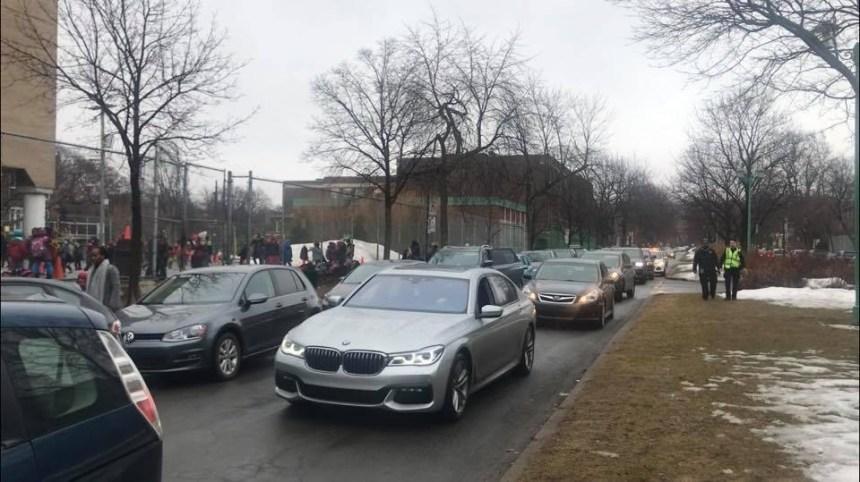 Outremont: l'offensive sur le boulevard Dollard critiquée