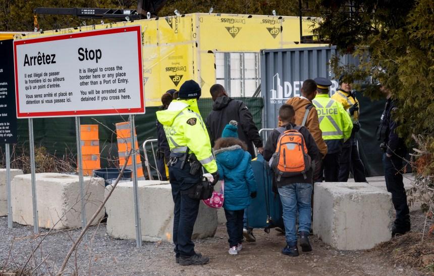 La crise des migrants au Canada et au Québec: quelle crise?
