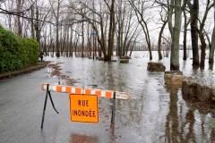 Crues printanières: 22% des zones atteintes étaient considérées «inondables» à Montréal