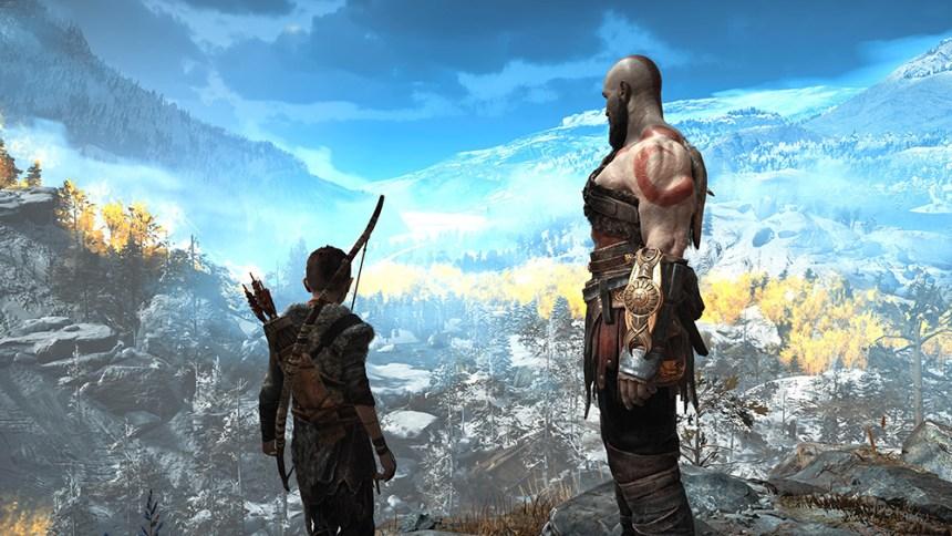 Essai de God of War : du bonbon pour les joueurs purs et durs