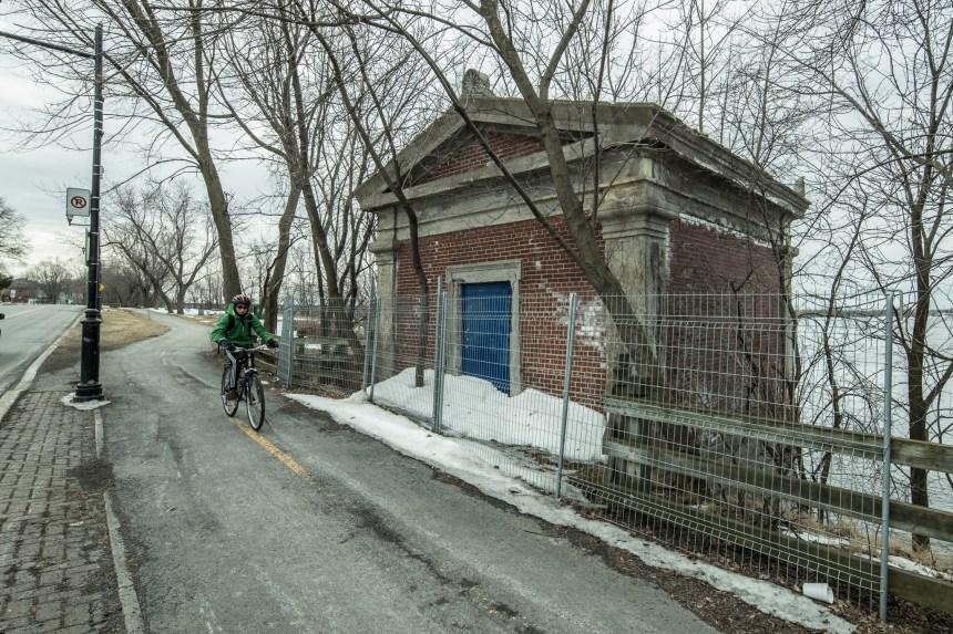 L'ancienne station de pompage de LaSalle transformée