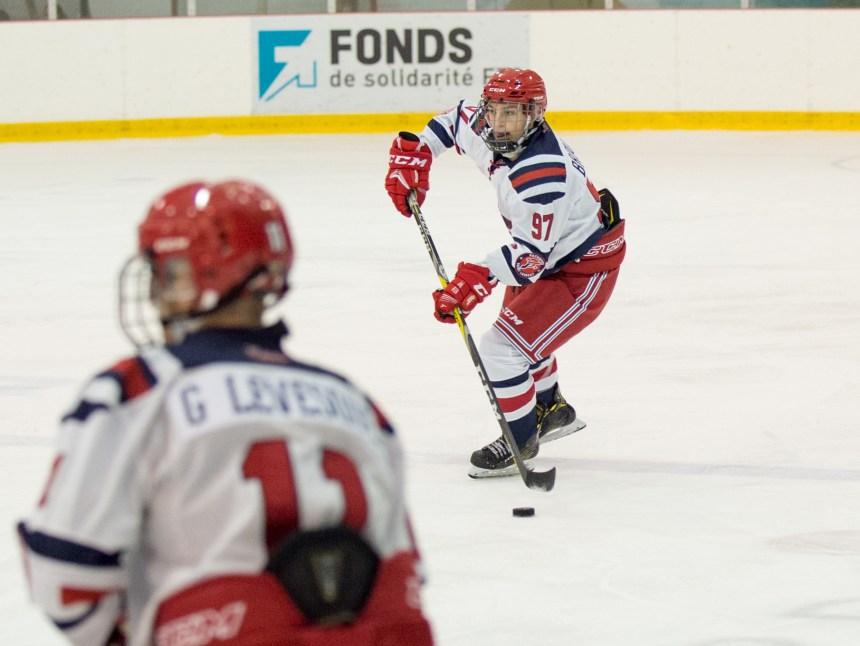 Pré-camp de hockey des Patriotes