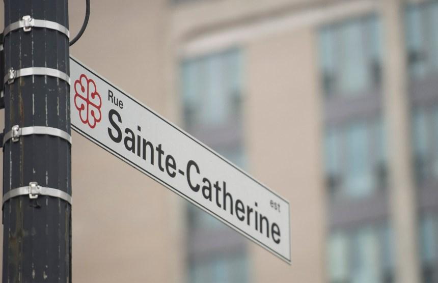 Sainte-Catherine: un service de valet et une application pour trouver du stationnement