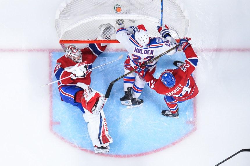 Du slow hockey