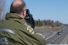 Présence policière accrue sur les routes en ce long congé de Pâques