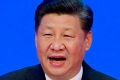 L'armée chinoise à la frontière de Hong Kong