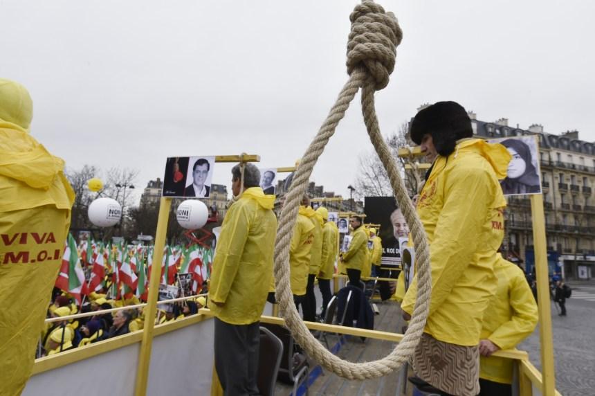 «La peine de mort est inefficace»
