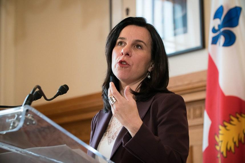 Ville sanctuaire: trois recommandations envoyées à Montréal
