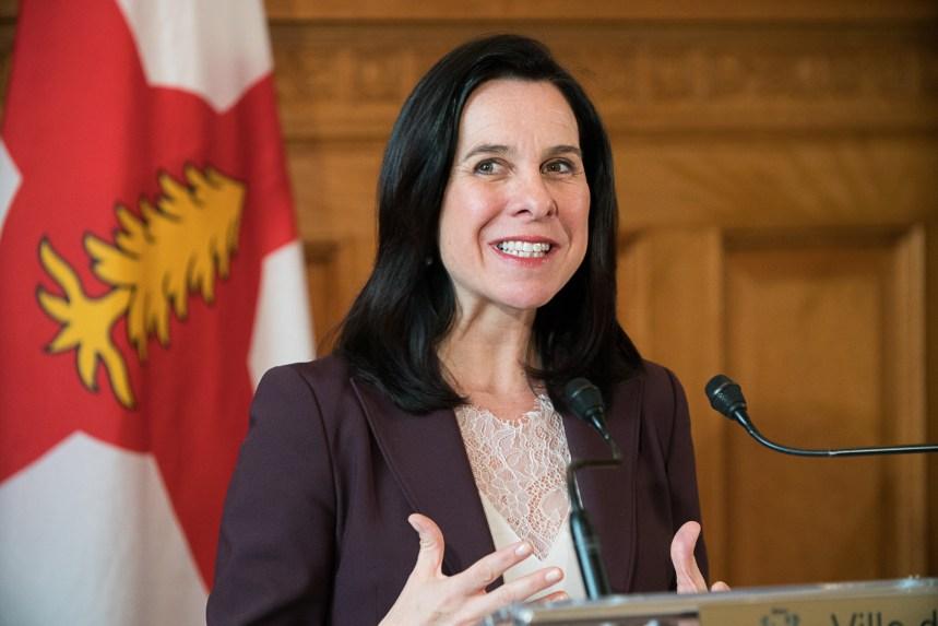 Panel à Montréal sur les femmes en politique
