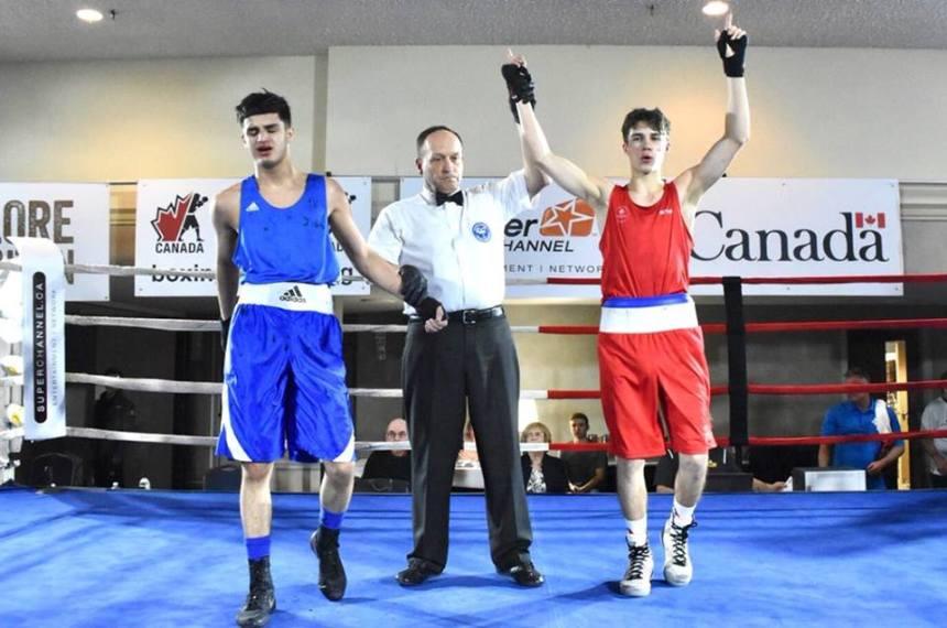 Le Pointelier Jordan Mathieu à nouveau champion canadien