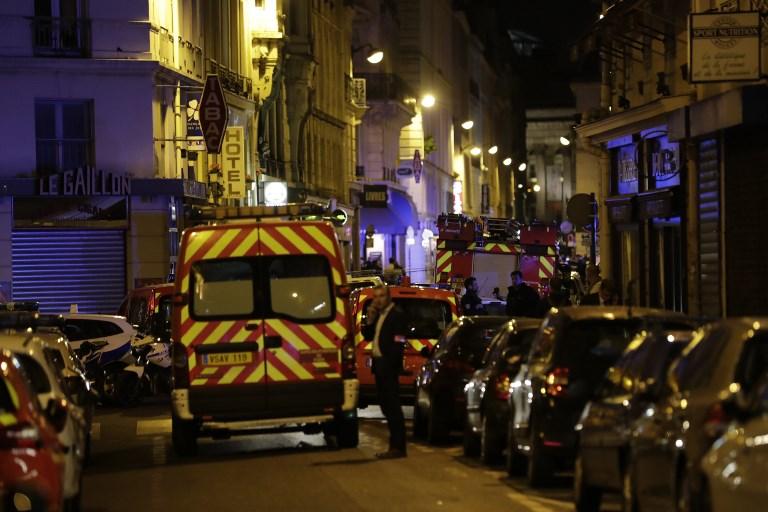 Un homme arrêté en lien avec l'attaque à Paris