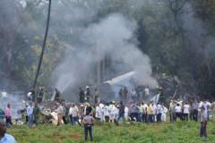 Écrasement d'avion à Cuba: bilan de 111 morts