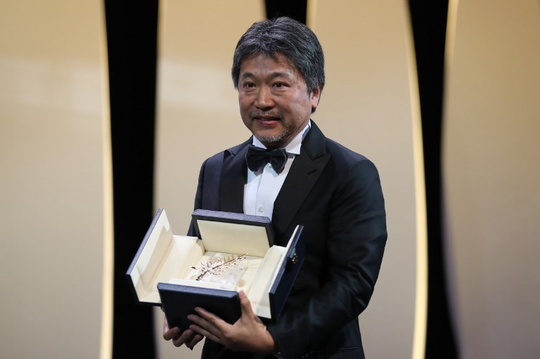 Le Japonais Kore-Eda triomphe à l'issue d'un Festival de Cannes engagé