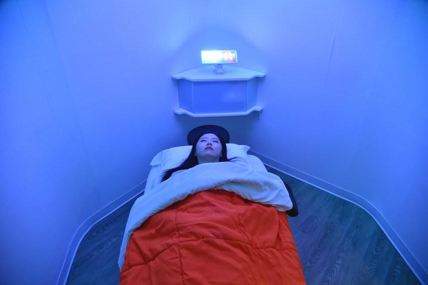 New York: Dans la ville qui ne dort jamais, la sieste gagne du terrain