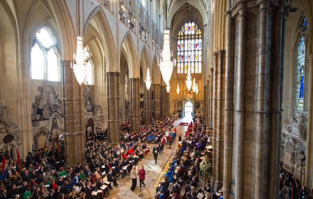 L'abbaye de Westminster va offrir à ses visiteurs une vue spectaculaire sur sa nef