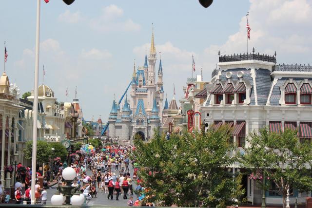Les parcs d'attractions les plus visités au monde en 2017