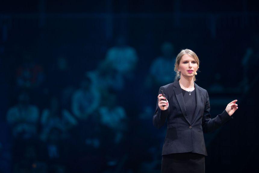 Chelsea Manning rêve de technologies éthiques