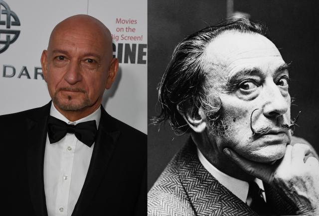 Ben Kingsley va incarner Salvador Dalí au cinéma