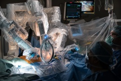 Da Vinci, le robot chirurgien