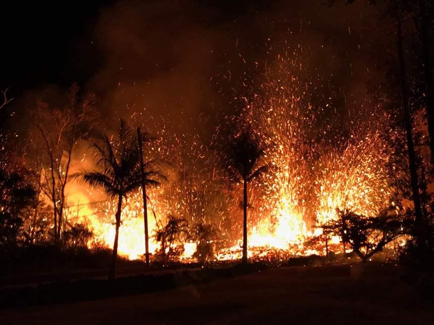 Le volcan Kilauea a détruit 26 maisons à Hawaï