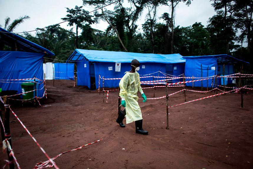 Des vaccins contre l'Ebola envoyés au Congo