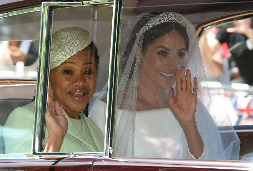 [Photos] Le mariage royal du prince Harry et Meghan Markle