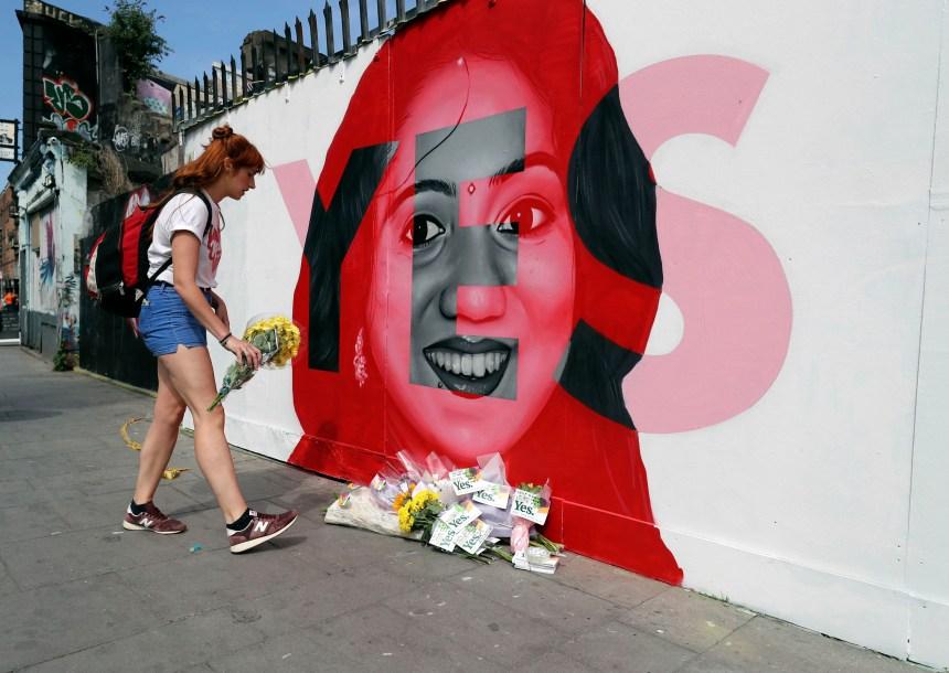 Les Irlandais votent sur l'avortement