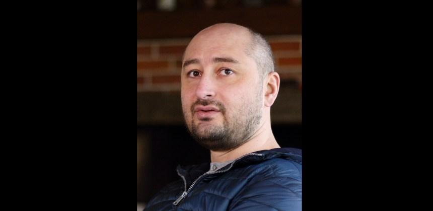 Ukraine: Babchenko n'est pas mort du tout