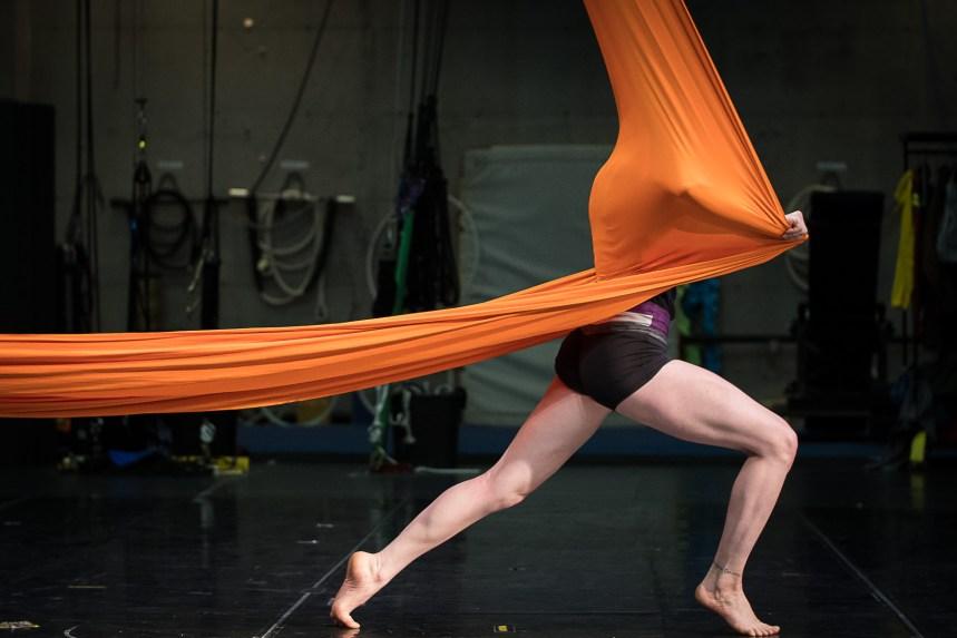 École nationale de cirque: Deux spectacles de haute voltige