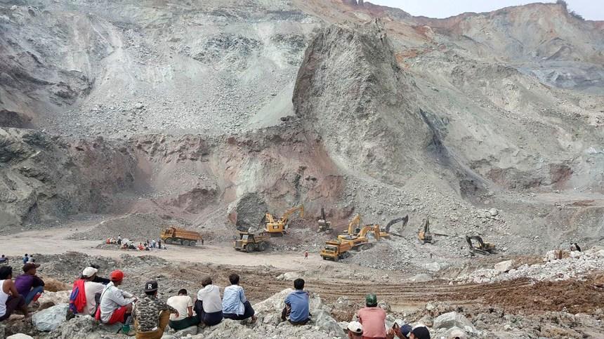 Un accident minier fait 14 morts au Myanmar