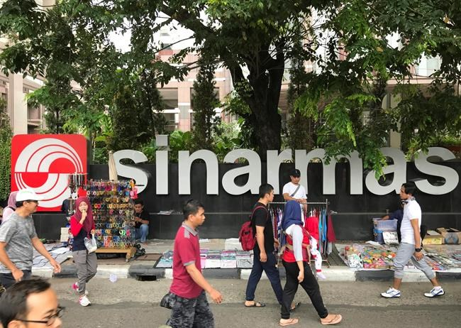 Le FSC semonce le géant Sinar Mas