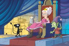 «Disenchantment», la nouvelle série de Matt Groening débarque en août sur Netflix