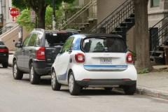 Autopartage: car2go quitte plusieurs villes, mais épargne Montréal