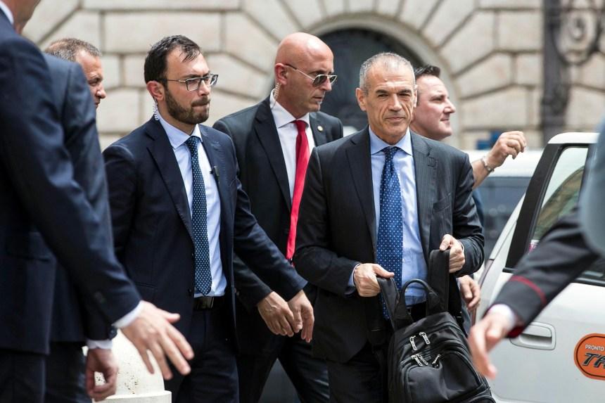 Un économiste pour sortir l'Italie de l'impasse